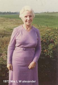 1973 Mrs L W Alexander copy