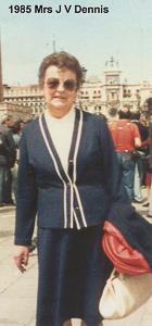 1985 Mrs J V Dennis copy