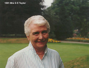 1991 Mrs G E Taylor copy